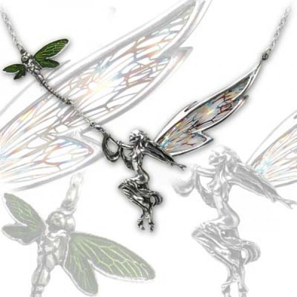 A Fairy's Dream - Alchemy Gothic Pendant