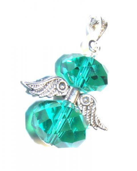Atlantean Angel Andara Pendant
