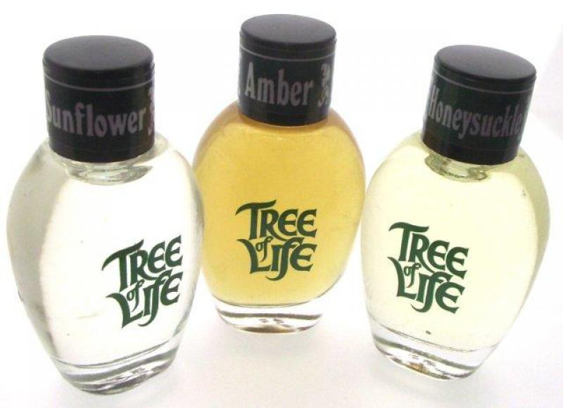 Amber Tree of Life Fragrance Oil - 8mls