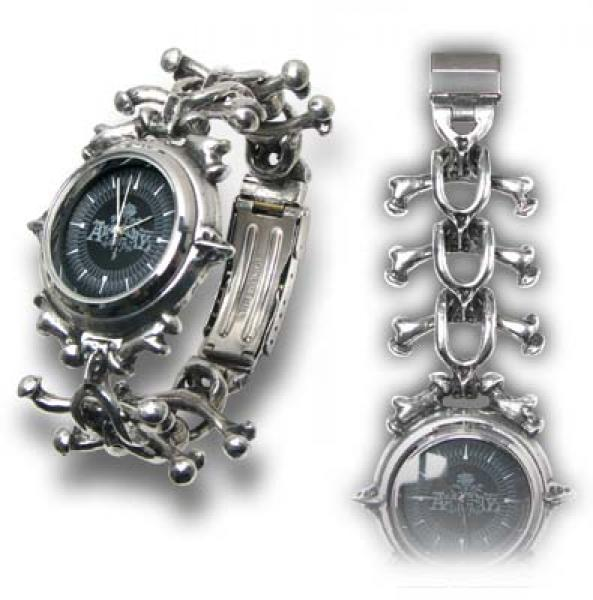 Berserker - Pewter Watch