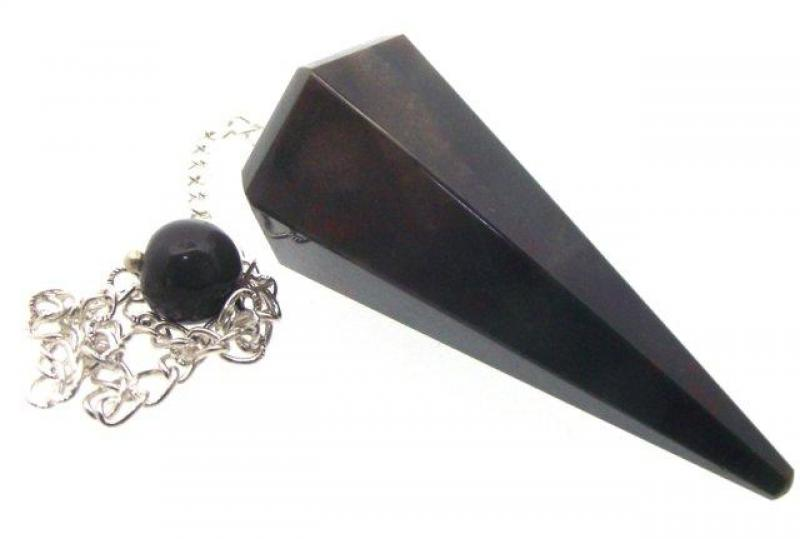 Bloodstone Pendulum for Divination
