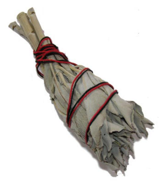 Californian White Sage Smudge Stick 3 Inches