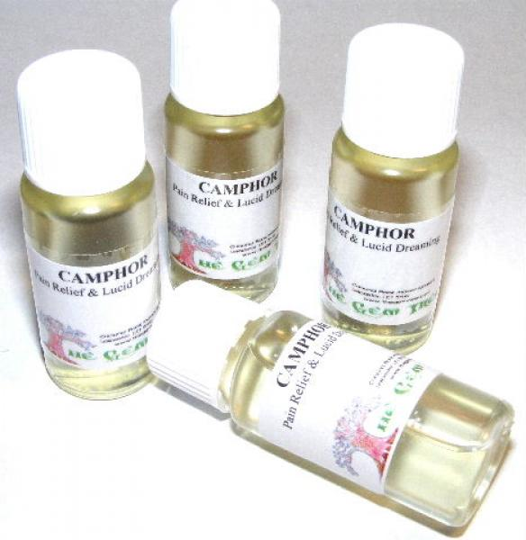 Camphor Oil Wicca/Pagan/Spell/Witch/Healing/Pain