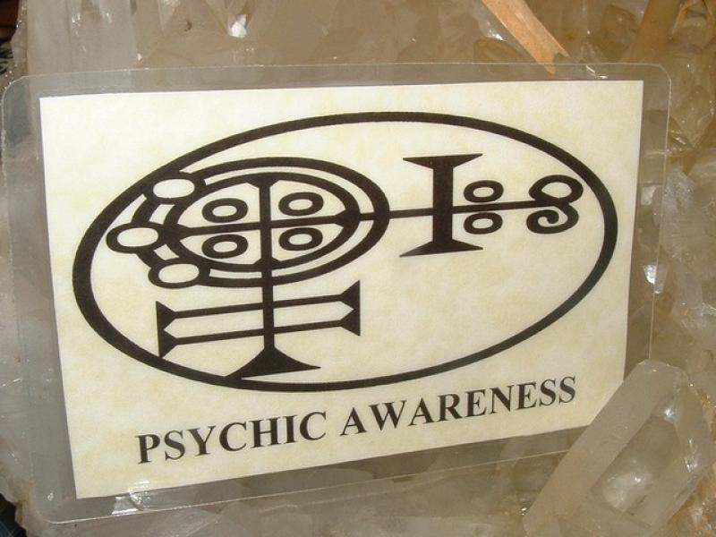 Psychic Awareness Talisman