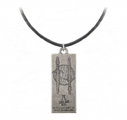 Death Tally Ingot Pendant