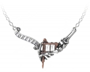 Forever Inked Tattoo Necklace