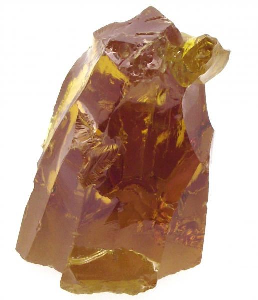 Golden Amber Zircon 5