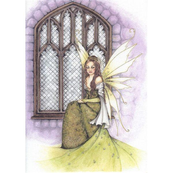 Gothic Elemental Fairy Cards - Spring