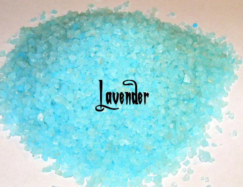 Lavender Bath Salts 100Gms