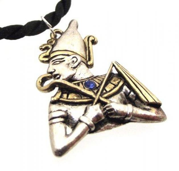 Osiris Egyptian God Amulet Pendant