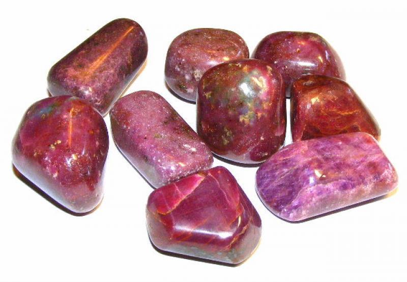Polished Indian Ruby Extra Large Size