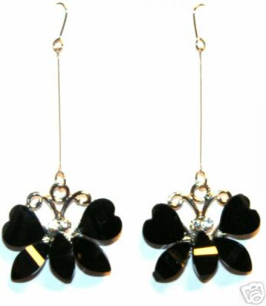 Pretty Butterfly Earrings