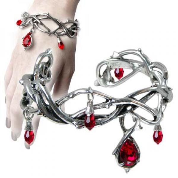 Passion Alchemy Gothic Pewter Bracelet