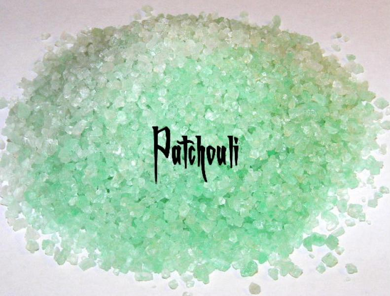 Patchouli Bath Salts 100Gms
