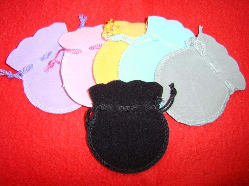 Drawstring Pouches - various colours available