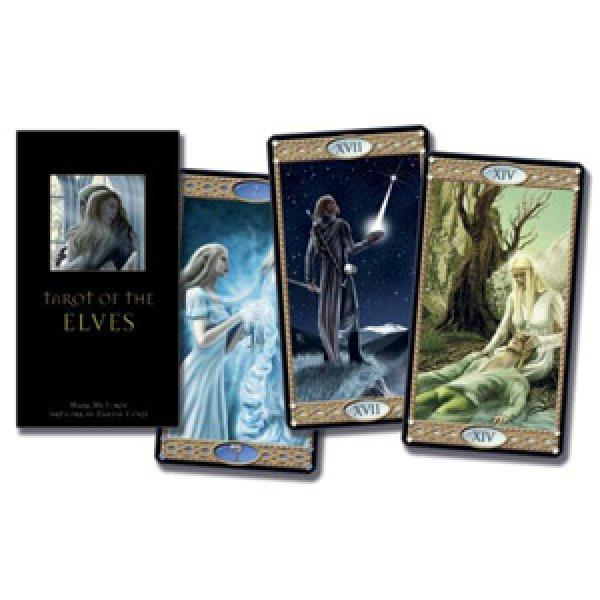 Tarot of the Elves Card Deck