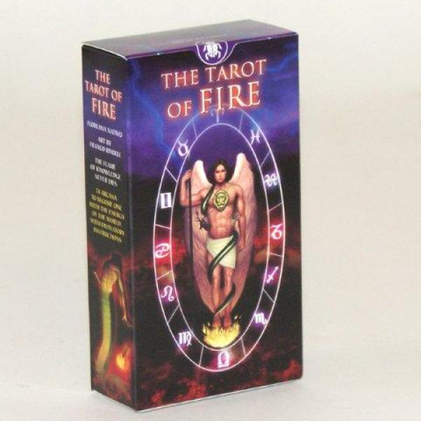 The Tarot Of Fire Card Deck