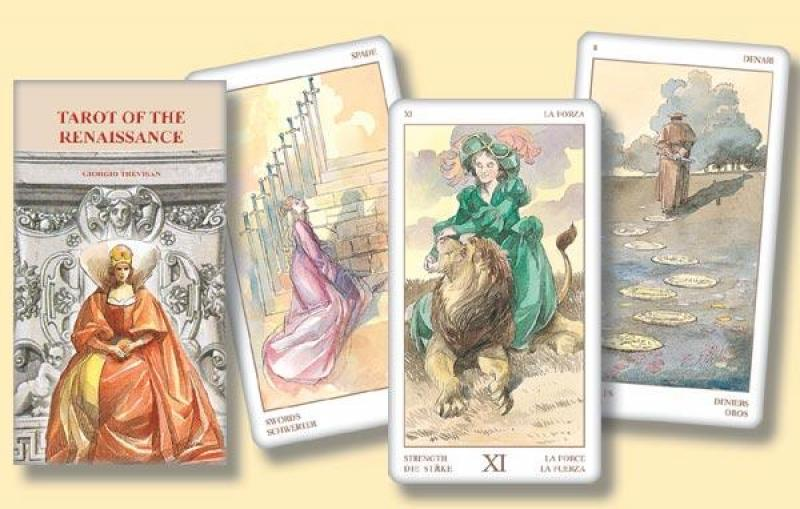 The Tarot Of The Renaissance - Tarot Cards