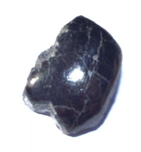 Top Polished Black Tourmaline Gemstone Specimen 2
