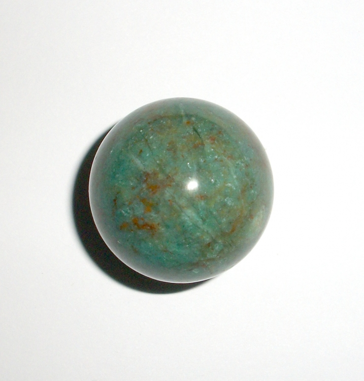 Amazonite 25mm Gemstone Sphere