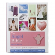 The Angel Bible - limited edition bundled with Quartz Angel Pendant
