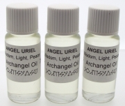 Archangel Uriel Magickal Oil - Wisdom , Light + Inner Peace