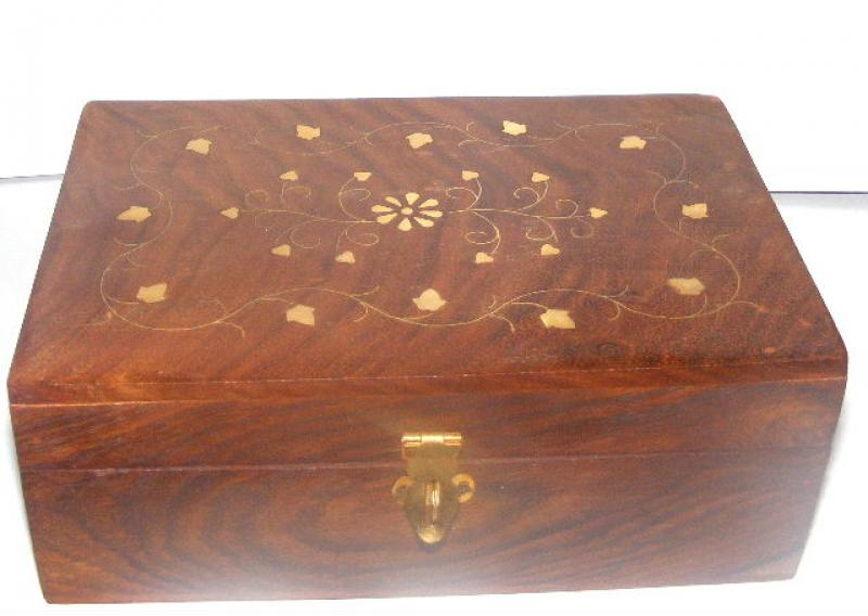 Large Aromatherapy Box - Design 3