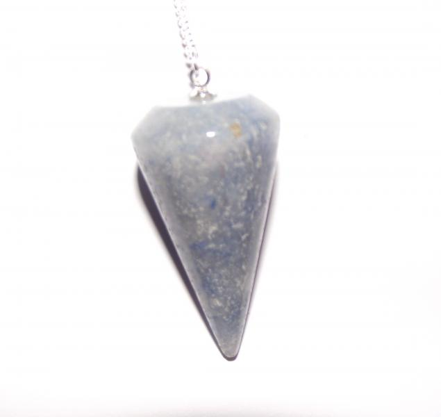 Blue Aventurine Gemstone Cone Dowser