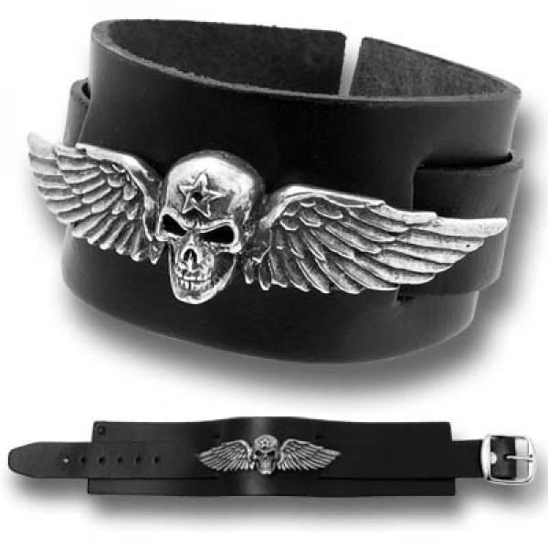 Spirit of Destiny Alchemy Gothic Pewter Bracelet