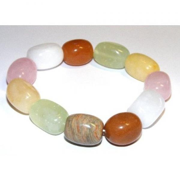 Assorted Gemstone Bracelet
