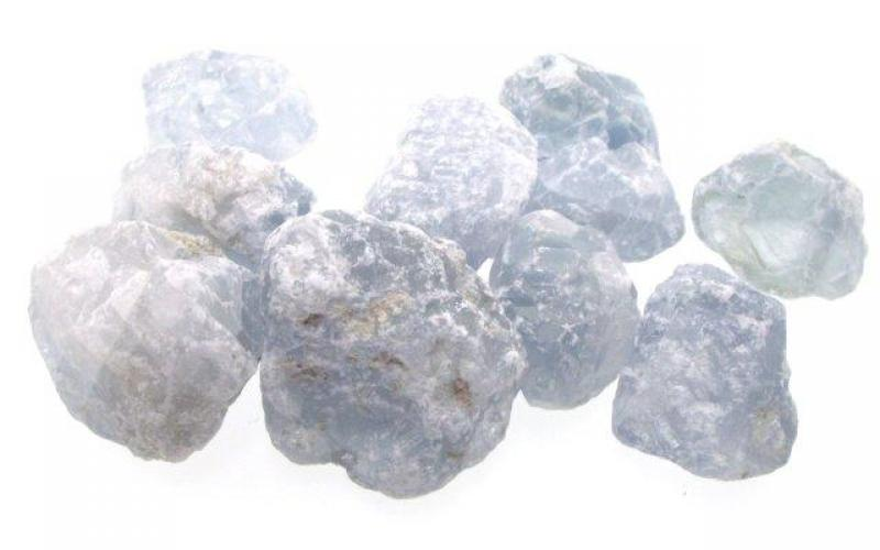Celestite Gemstone / Crystal - Madagascar - Extra Large