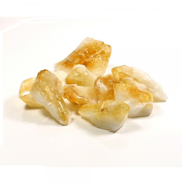 Citrine Points - Medium