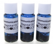 Communication Herbal Infused Oil