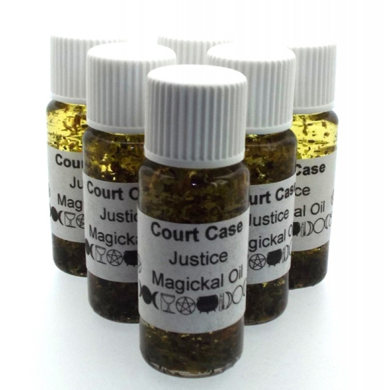 Court Case / Justice Anointing Oil