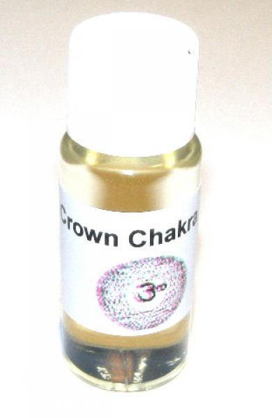 Crown Chakra Oil Awareness, Wisdom And Inspiration