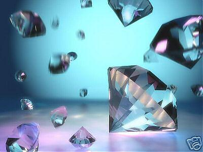 Diamond Oil - Clairvoyance, Protection And Power