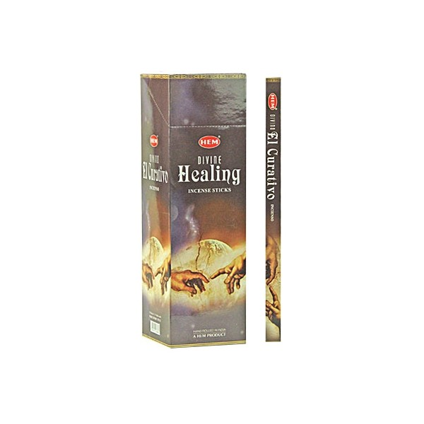 Divine Healing Incense - Pack of 20