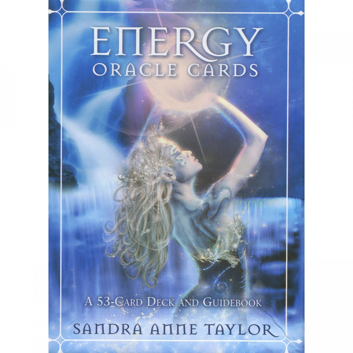 Energy Oracle Oracle Cards by Sanda Ann Taylor