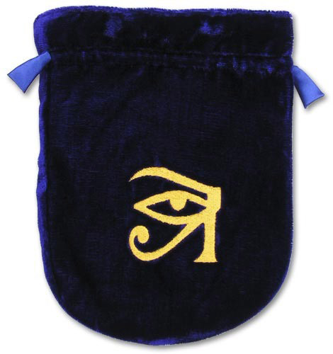 Eye Of Horus Tarot Bag Drawstring Pouch