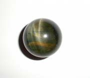 Falcons Eye Gemstone Sphere - 25mm