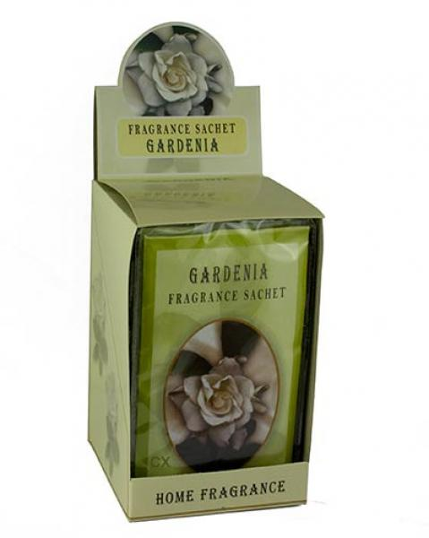 Fragrance Sachets - Gardenia (Single Pack)