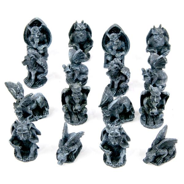 Gargoyle World Figures - assorted