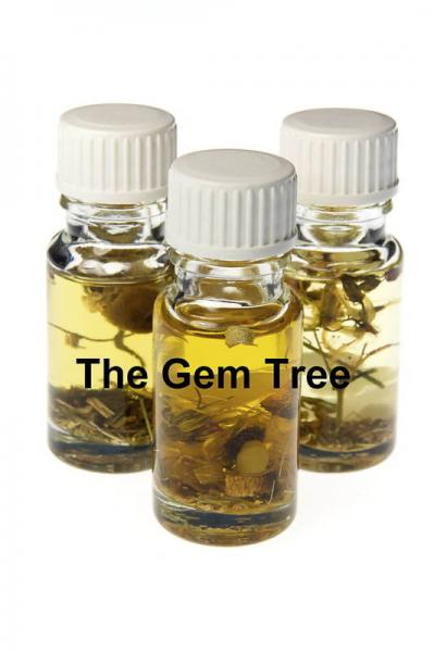 Good Health Magickal Oil Used For Healing & Good Health