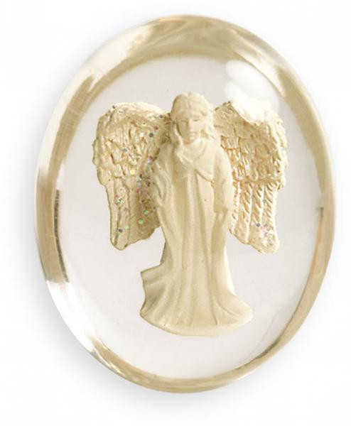 Grace Worry Stone Angel