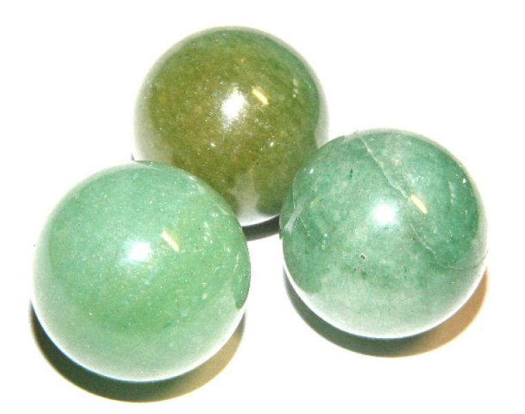 Green Aventurine Midi Gemstone Sphere