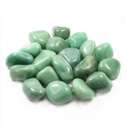 Green Aventurine Gemstone / Tumblestone - various sizes