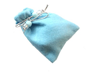 Healing Crystal Herbal Pouch / Very Powerful