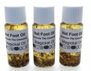 Hot Foot Herbal Magical Oil
