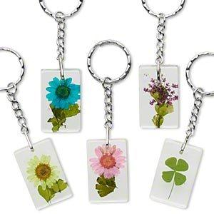 Gemstone Key Rings and Charms