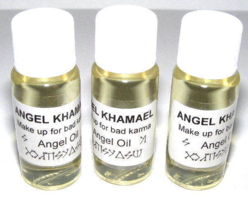 Archangel Khamael Oil / Make Up For Bad Karma